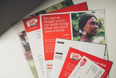Christian Aid Campaign